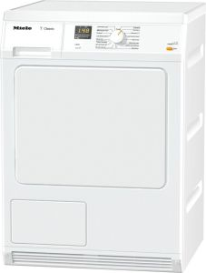 Miele Freestanding Condenser Tumble Dryer TDA150C - White