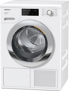Miele Freestanding Condenser Tumble Dryer Heat Pump TEJ665WP - White