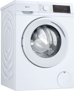 NEFF Freestanding Washer Dryer VNA341U8GB - White