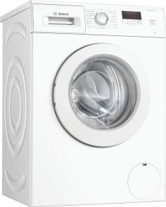 Bosch Freestanding Washing Machine WAJ28008GB - White