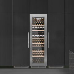 Caple Built In Wine Cooler WC1792 - Stainless Steel