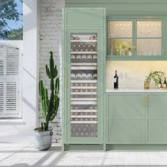 Caple Built In Wine Cooler WC1800 - Fully Integrated