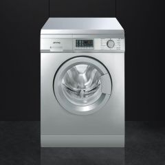 Smeg Freestanding Washer Dryer WDF147X - Stainless Steel