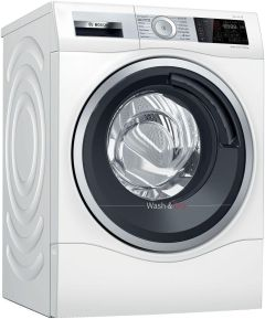 Bosch Freestanding Washer Dryer WDU28561GB - White