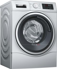 Bosch Freestanding Washer Dryer WDU28568GB - Silver