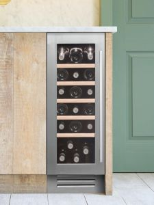Caple Built In Wine Cooler WI3125 - Stainless Steel