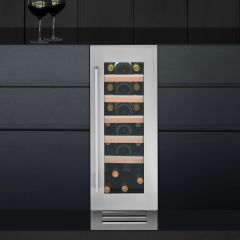 Caple Built In Wine Cooler WI3150 - Stainless Steel