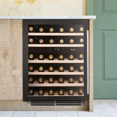 Caple Built In Wine Cooler WI6136 - Black