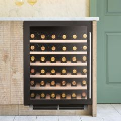 Caple Built In Wine Cooler WI6143 - Black