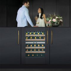 Caple Built In Wine Cooler WI6160 - Fully Integrated