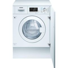 Siemens Built In Washer Dryer Fully WK14D541GB - Fully Integrated