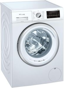 Siemens Freestanding Washing Machine WM14UT83GB - White