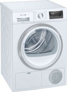 Siemens Freestanding Condenser Tumble Dryer WT45N202GB - White