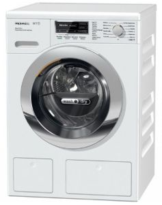 Miele Freestanding Washer Dryer WTH120WPM - White