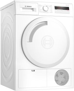 Bosch Freestanding Condenser Tumble Dryer Heat Pump WTH84000GB - White
