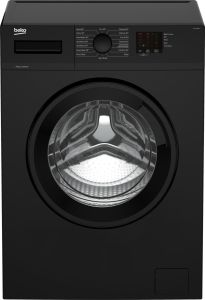 Beko Freestanding Washing Machine WTK72041B - Black