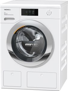 Miele Freestanding Washer Dryer WTR860 - White