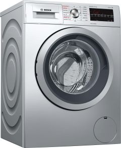 Bosch Freestanding Washer Dryer WVG3047SGB - Silver
