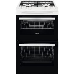 Zanussi Slot In Cooker Gas Nat ZCG43050WA - White