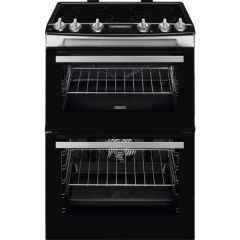 Zanussi Slot In Cooker Induction ZCI66278XA - Stainless Steel
