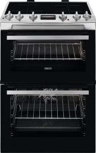 Zanussi Slot In Cooker Induction ZCI66280XA - Stainless Steel