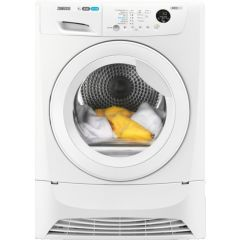 Zanussi Freestanding Condenser Tumble Dryer ZDC8203WZ - White