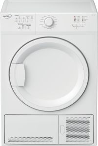 Zenith Freestanding Condenser Tumble Dryer ZDCT700W - White