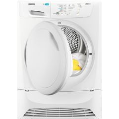 Zanussi Freestanding Condenser Tumble Dryer ZDP7206PZ - White