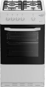 Zenith Slot In Cooker Gas Nat ZE501W - White