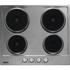 Zanussi Electric Hob ZEE6942FXS - Stainless Steel