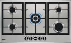Zanussi Gas Hob ZGNN955X-EX-DISPLAY - Stainless Steel