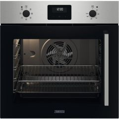 Zanussi Single Oven Electric ZOCNX3XL - Stainless Steel