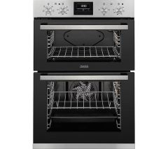 Zanussi Double B/I Oven Electric ZOD35660XK - Stainless Steel