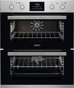 Zanussi Double B/U Oven Electric ZOF35802XK - Stainless Steel