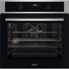 Zanussi Single Oven Electric ZOHNA7X1 - Stainless Steel
