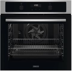 Zanussi Single Oven Electric ZOPND7X1 - Stainless Steel