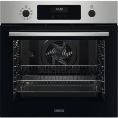 Zanussi Single Oven Electric ZOPNX6X2 - Stainless Steel